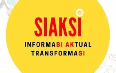 SIAKSI (Informasi Aktual Transformasi)