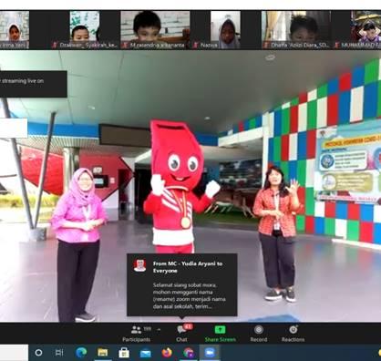 Virtual Museum Tour Museum Olahraga Nasional